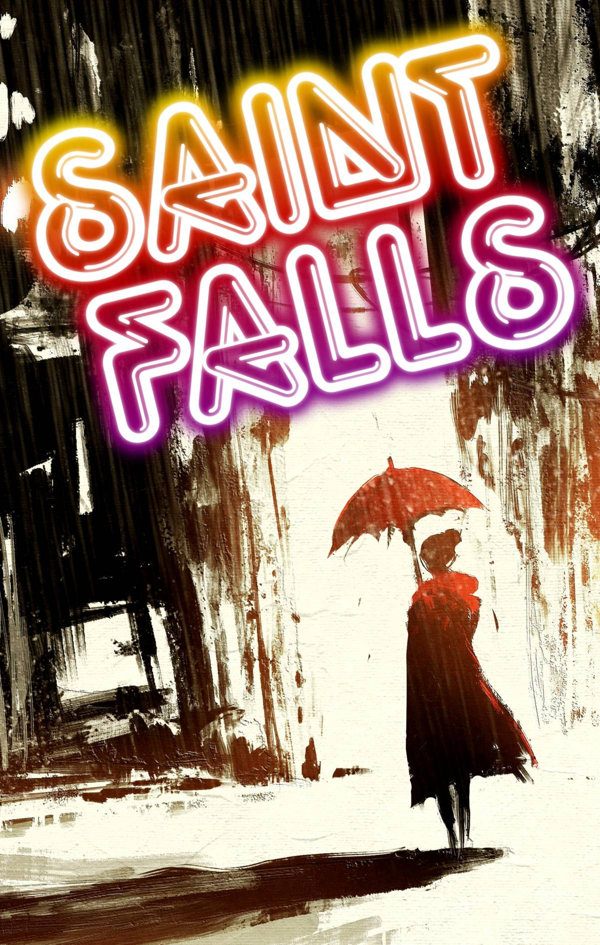 Saint Falls eBook
