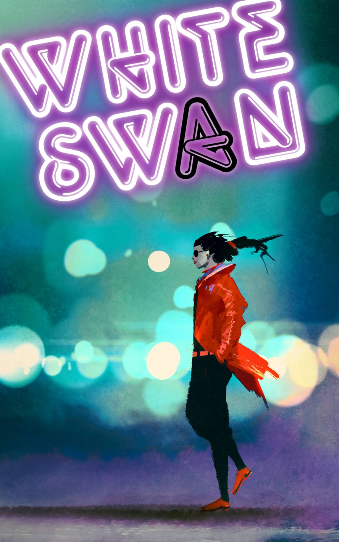 White Swan - ebook Cover